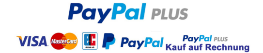 PayPal - Kreditkarte -Lastschrift -Rechnung